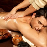 Consider getting an abdominal massage for a change