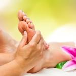 Reflecting on reflexology massages