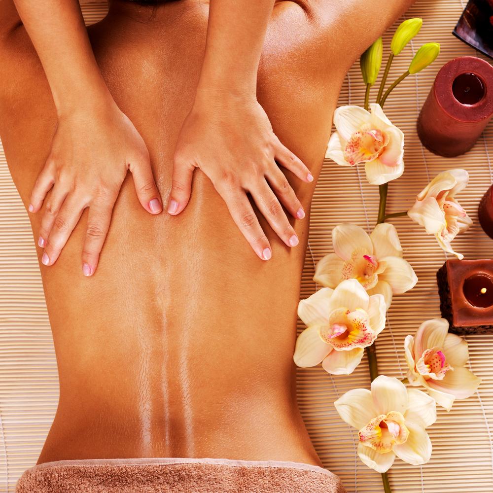 Complete Body Massage