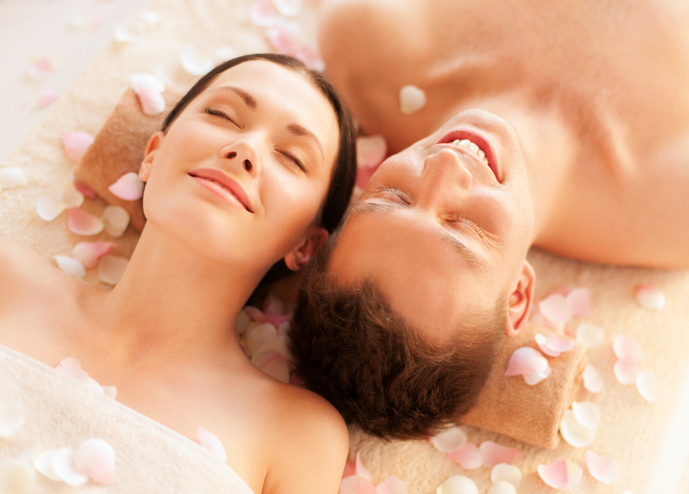 Reconnect with Your Partner via a Shared Spa Session