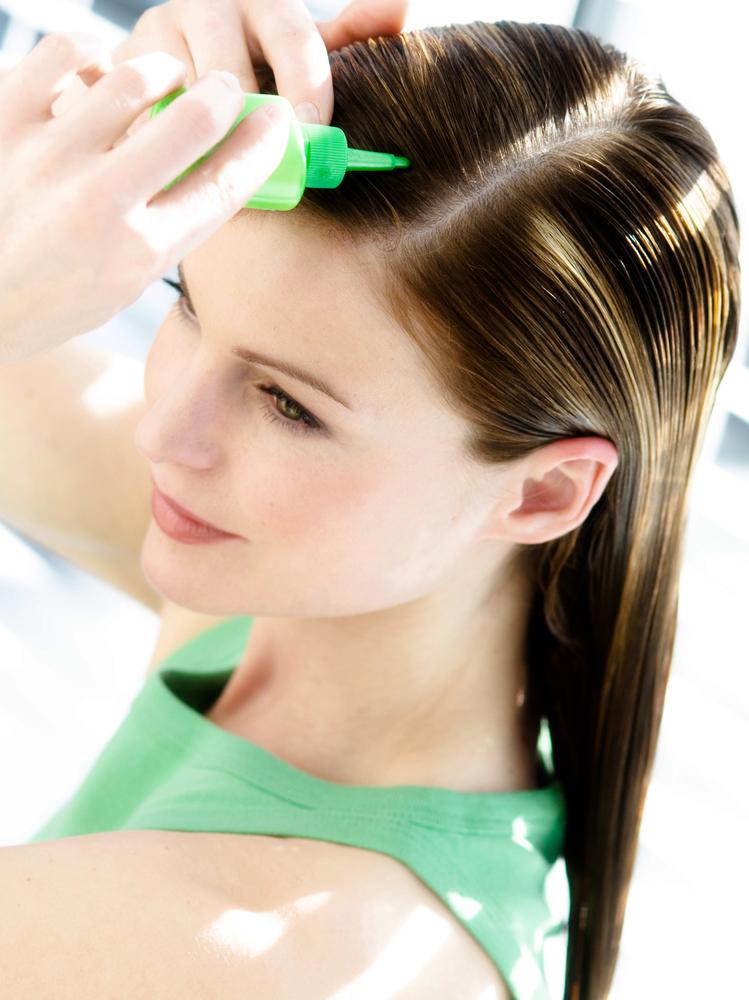 Stimulant for the scalp