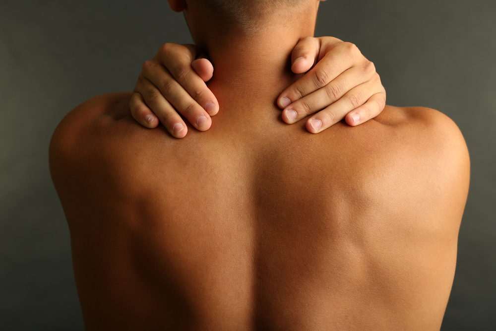 Self Shoulder Massage