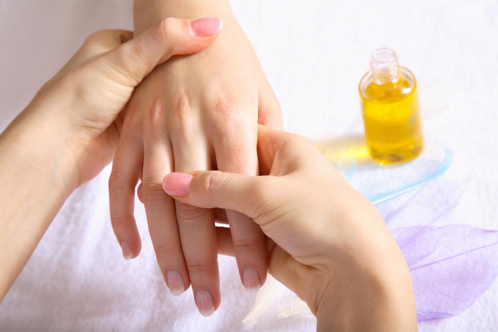 Fingure Massage